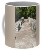 Conjunto Pinturas At The Coba Ruins  Coffee Mug
