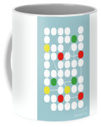 Connected Abstract 2 Coffee Mug