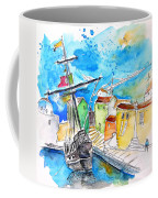 Conquistador Boat In Portugal Coffee Mug