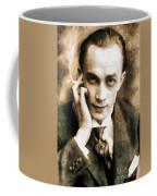 Conrad Veidt, Vintage Actor Coffee Mug