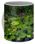Conservatory Waterlilies Coffee Mug