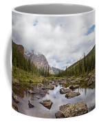 Consolation Lake Banff Coffee Mug