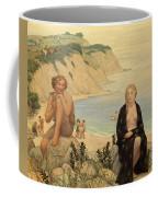 Consolation Of Ariadne Coffee Mug