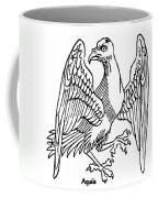 Constellation: Aquila Coffee Mug