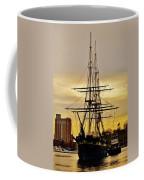 Constellation Gold Coffee Mug