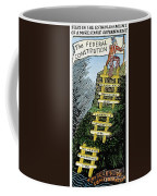 Constitution Cartoon Coffee Mug