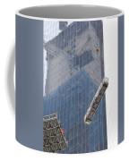 Construction Reflection Coffee Mug