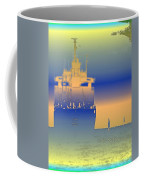 Container Sail 2 Coffee Mug