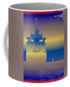 Container Sail 3 Coffee Mug