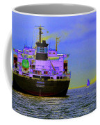 Container Sail Coffee Mug