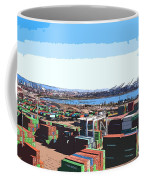 Container Terminal Coffee Mug