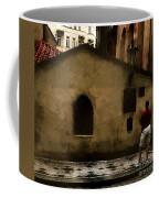 Contemplating Antiquity Coffee Mug