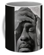 Contemplating Infinity Coffee Mug