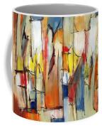 Contemporary Art Eight Coffee Mug