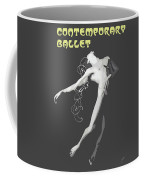 Contemporary Ballet  Coffee Mug