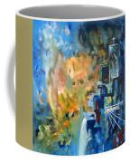Contemporary Church Coffee Mug