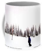 Continental Divide January 1 2000 Coffee Mug