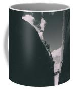 Contours Of Canyons Coffee Mug