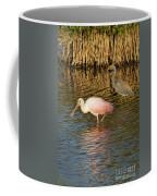 Contrasting Colors Coffee Mug