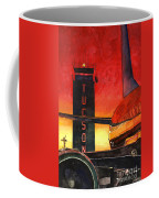 Control Tower Coffee Mug