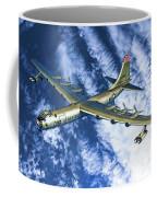 Convair B36 - Oil Coffee Mug