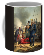 Conventional Battle Scene Coffee Mug