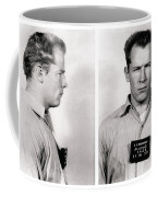 Convict No. 1428 - Whitey Bulger - Alcatraz 1959 Coffee Mug