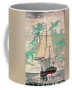 Cook: Hms Resolution Coffee Mug
