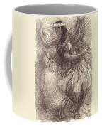 Cook Islands Drum Dancers Coffee Mug by Judith Kunzle