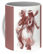 Cook Islands Pas-de-deux Coffee Mug by Judith Kunzle