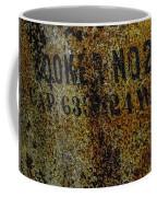 Cooker No. 2 Coffee Mug