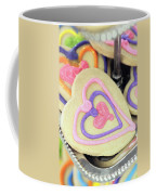 Cookie Heart Coffee Mug