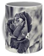 Cool Black Rose Coffee Mug