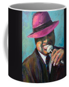 Cool Cat With The Hat Coffee Mug