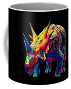 Cool Dinosaur Color Designed Creature Coffee Mug