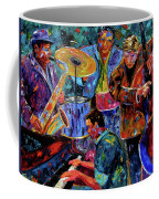 Cool Jazz Coffee Mug