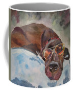 Cool Lab With Sunglasses Coffee Mug