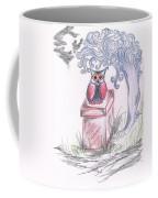 Cool Owl Coffee Mug
