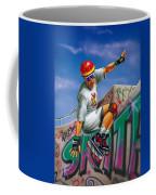 Cool Skater Coffee Mug