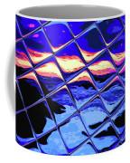 Cool Tile Reflection Coffee Mug