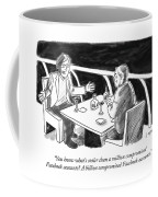 Cooler Than A Million Compromised Facebook Accounts Coffee Mug