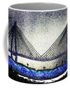 Cooper River Bridge Coffee Mug