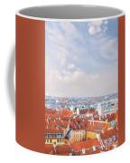 Copenhagen City Denmark Coffee Mug