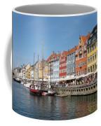 Copenhagen Harbor Coffee Mug