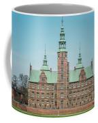Copenhagen Rosenborg Castle Back Facade Coffee Mug