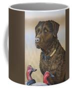 Copper Coffee Mug