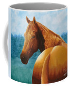 Copper Bottom - Quarter Horse Coffee Mug
