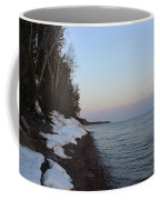 Copper Country Moonset Coffee Mug