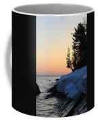 Copper Country Spring Sunrise Coffee Mug