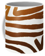 Copper Lines Coffee Mug